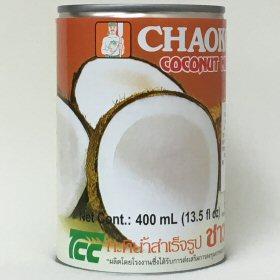 CHAO KOH ココナッツミルク缶 画像
