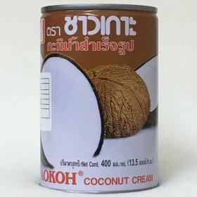 CHAOKOH ココナッツクリーム缶 画像
