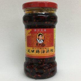 老干媽・風味鶏辣椒 画像