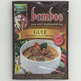 bamboe グライカレーの素 画像