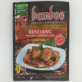 bamboe レンダンの素 画像