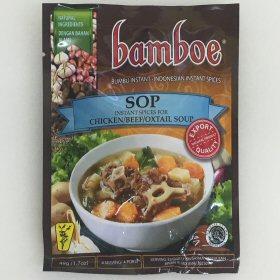 bamboe テールスープの素 画像