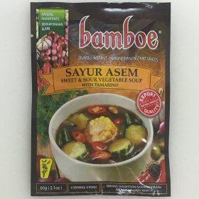bamboe サユールアッサムの素 画像