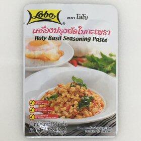 LOBO バジル炒めの素 画像