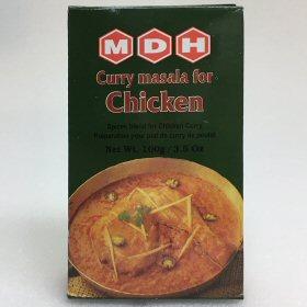 チキンカレーマサラ 画像