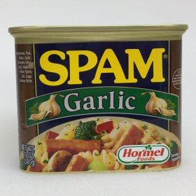SPAM ガーリック味 画像