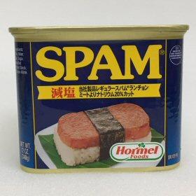 SPAM 減塩タイプ 画像