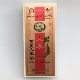 高麗人参茶 画像