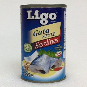 LIGOサーディンGATA缶 画像