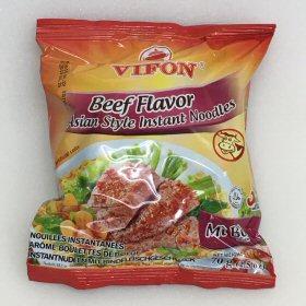 VIFON ベトナムラーメン 牛肉味 画像