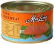 ランチョンミート・丸缶 画像