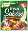 Real Sabaw ビーフ味