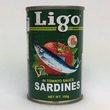 LIGO サーディン緑缶