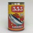 555 ホットサーディン缶