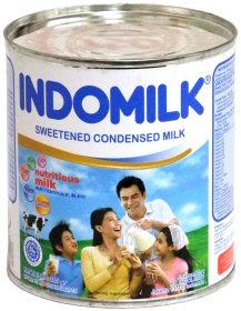 INDO MILK コンデンスミルク 画像