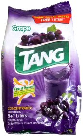 TANG グレープ味 画像