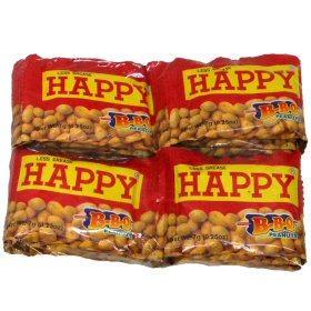 HAPPY ピーナッツ・バーベキュー味 画像