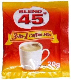 BLEND45 コーヒー 画像