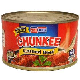 CHUNKEE コーンビーフ缶 画像