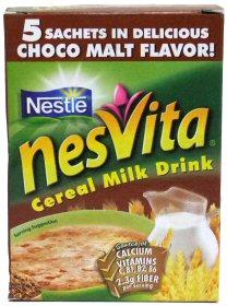 Nesvita チョコレート味 画像