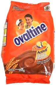 Ovaltine チョコレート味 画像