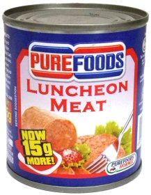 PUREFOODS ランチョンミート缶 画像