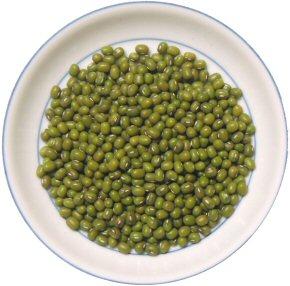 緑豆 画像