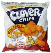 クローバーチップス・チーズ味 画像