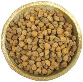 ブラックチャナ豆 画像
